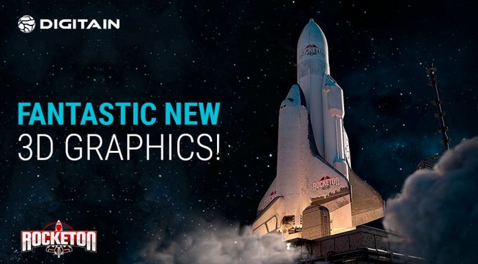 Digitain Rocketon relaunch
