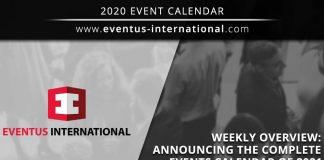Eventus International 2021 events announced