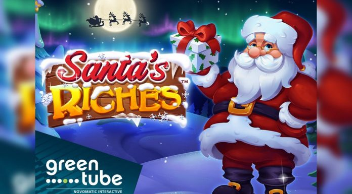 Greentube New Release Santa's Riches