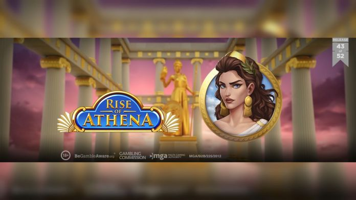 Play'n GO Rise of Athena Viking Runecraft Bingo release