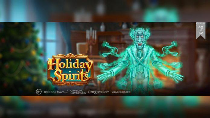 Play'n GO Holiday Spirits slot