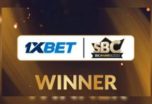 1xBet esports operator of the year SBC Awards