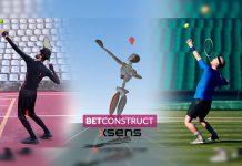 BetConstruct Xsens virtual sports
