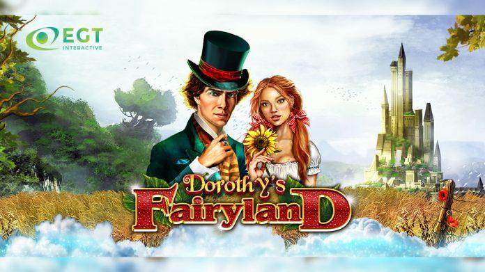 EGT Interactive Dorothy's Fairyland