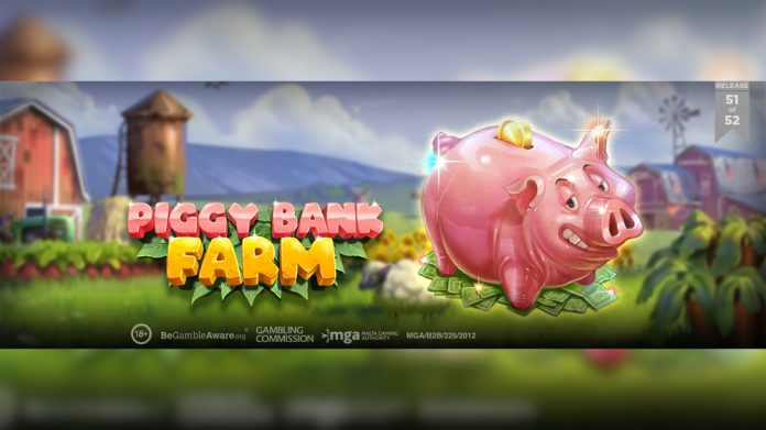 Play'n GO Piggy Bank Farm
