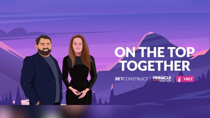 BetConstruct Pinnacle Solution VBET sportsbook