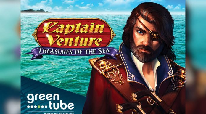 Greentube Captain Venture Treasures of the Sea