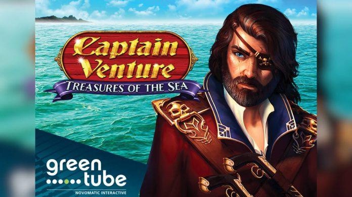 Greentube Captain Venture Treasures of the Sea