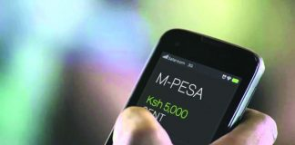 M-Pesa mobile money east africa