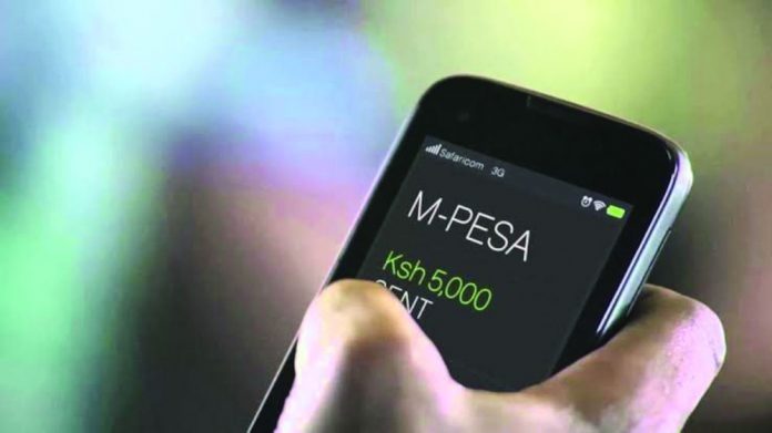 M-Pesa mobile money east africa