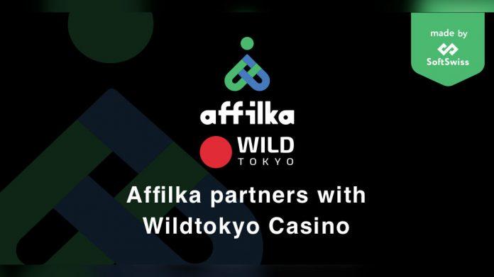 Affilka WildTokyo partnership