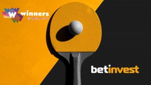 BetInvest Table Tennis matches