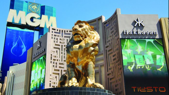 MGM Entain deal