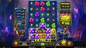 Play'n GO miner donkey trouble new release