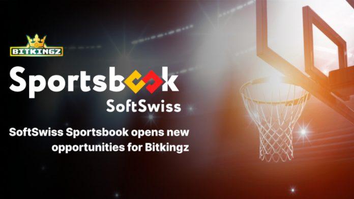 SoftSwiss Bitkingz sportsbook