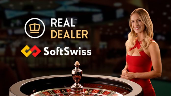 SoftSwiss Real Dealer Studios integration