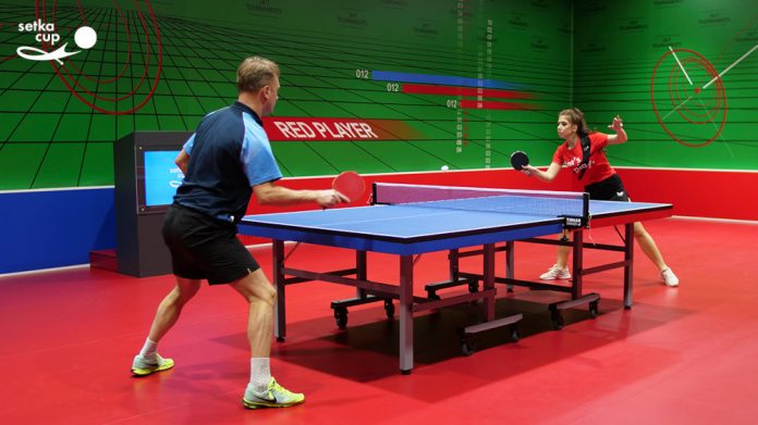 sekta cup table tennis