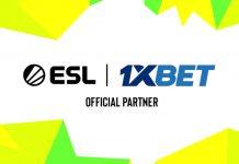 1xBet ESL Gaming