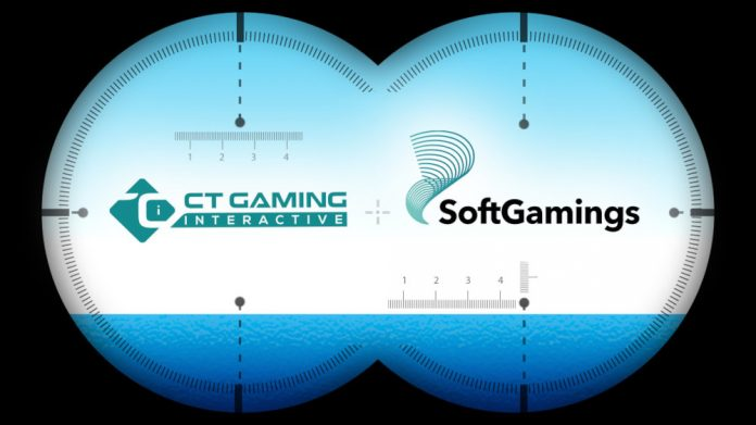 CT Gaming Interactive SoftGamings