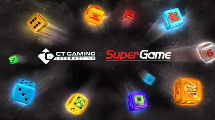 CT Gaming Interactive SuperGame