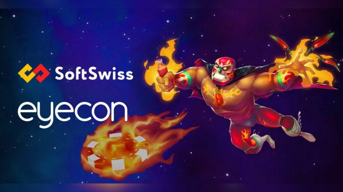 SoftSwiss Eyecon partnership