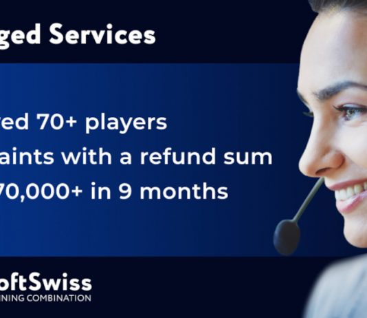 SoftSwiss managed services anti fraud