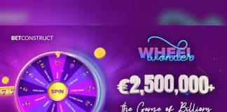 BetConstruct Wheel Wonder Promotion