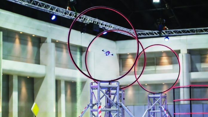 Drone racing GBGC
