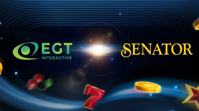 EGT Interactive Senator