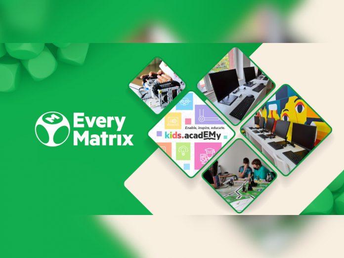 EveryMatrix Kids Academy