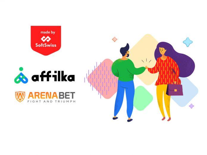 SoftSwiss Affilka ArenaBet