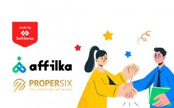 SoftSwiss ProperSix casino partnership