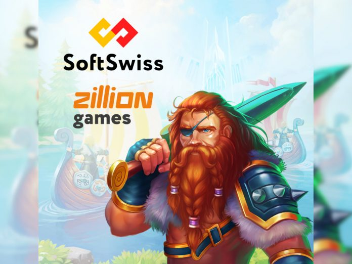 SoftSwiss Zillion Games content