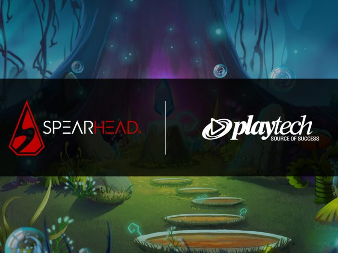 Spearhead Studios and Playtech