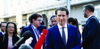 Austrian Chancellor hits back Casino affair
