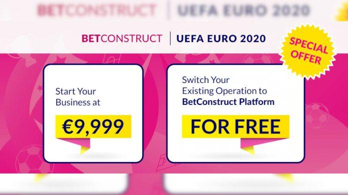 BetConstruct Euro 2020