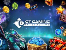 CT Gaming Interactive Blue Ocean Gaming