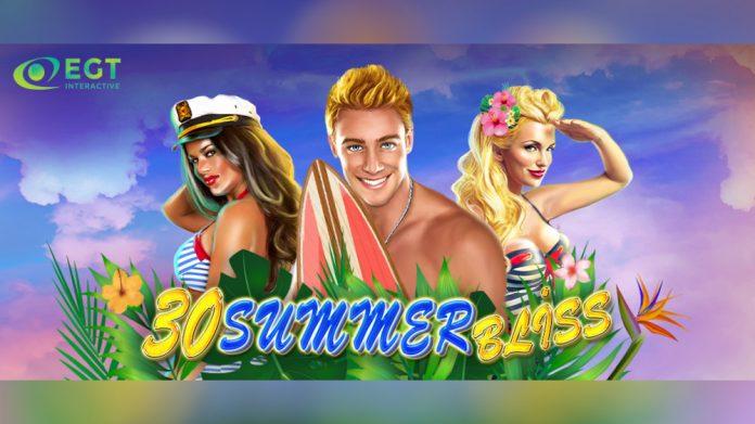 EGT Interactive 30 Summer Bliss
