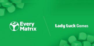 EveryMatrix Lady Luck Games