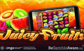 Juicy Fruits Pragmatic Play