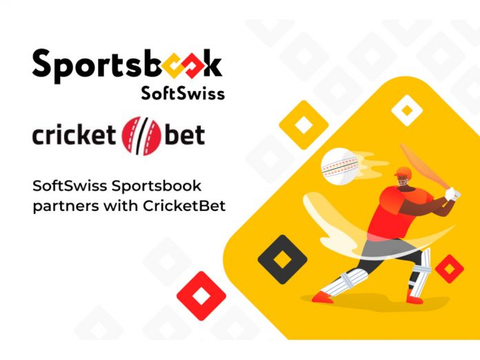 SoftSwiss launches CricketBet