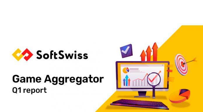 SoftSwiss Game Aggregator Q1 Report