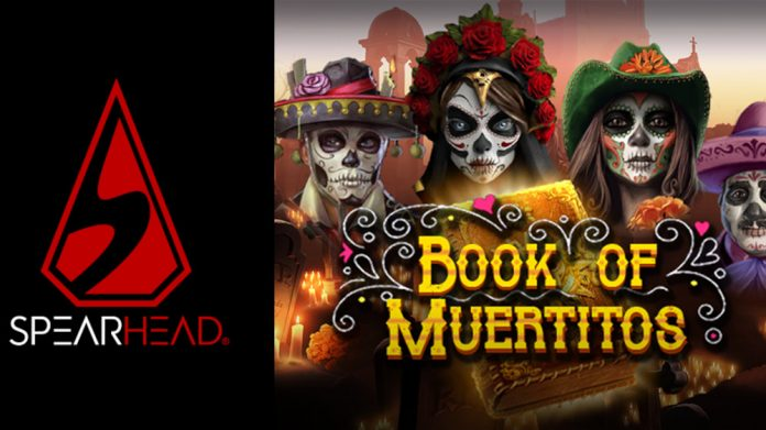 Spearhead Studios Book of Muertitos new release