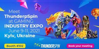 Thunderspin Kyiv expo