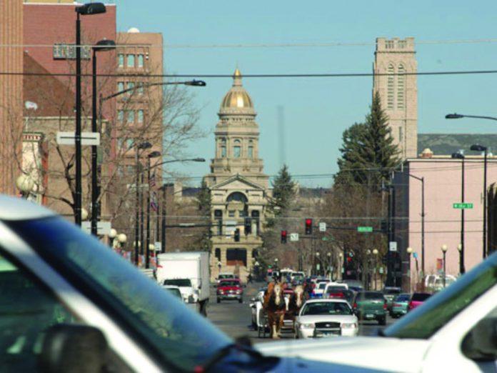 Wyoming betting bill passed