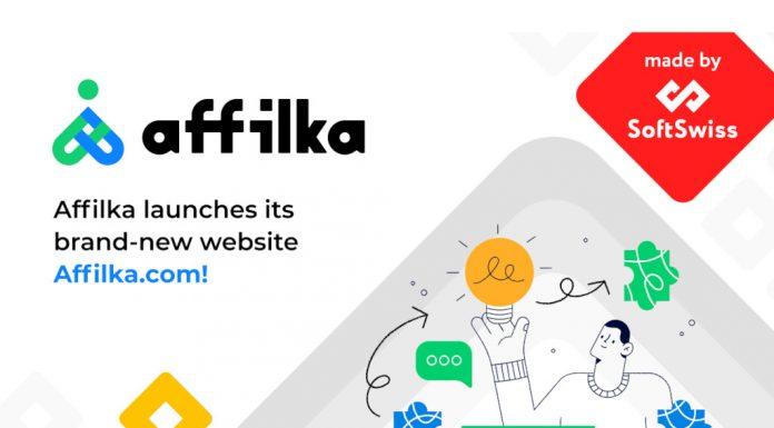 Affilka new website