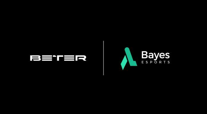 BETER Bayes Esports partnership