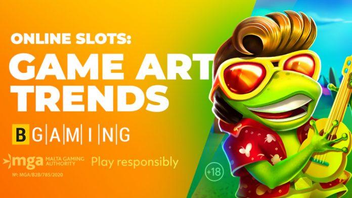 BGaming Game art trends Aloha King Elvis