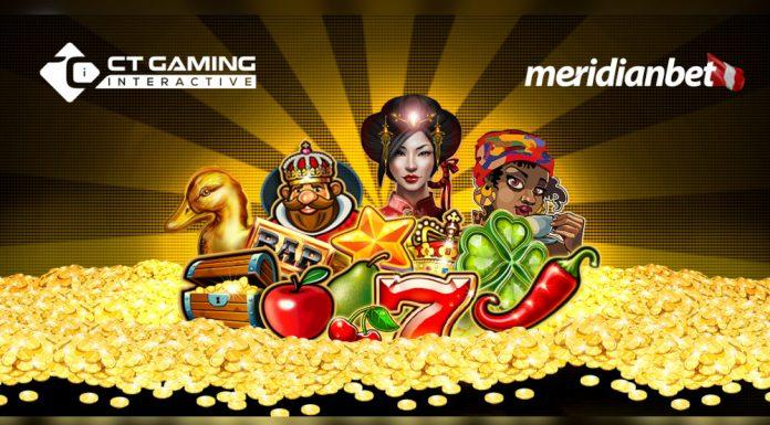 CT Gaming Interactive Meridianbet