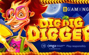 Dig Dig Digger BGaming